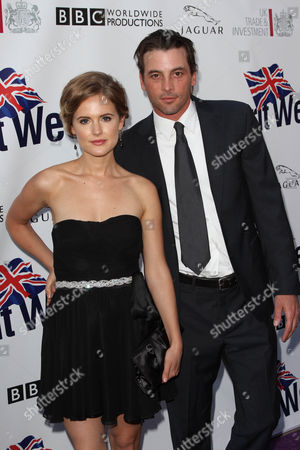 Editorial image of Brit Week champagne launch, Los Angeles, America - 26 Apr 2011