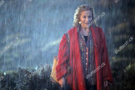 Rachel Fielding as Painter on the Moor