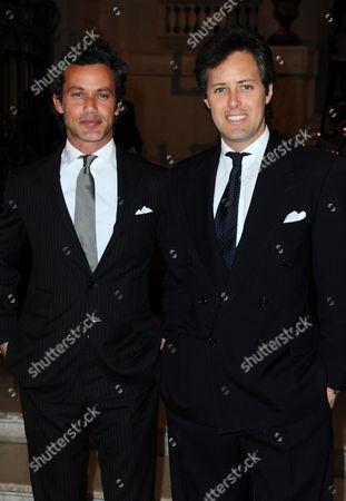 David Lauren and Andrew Lauren