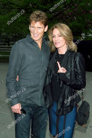Denis Leary and Ann Lembeck