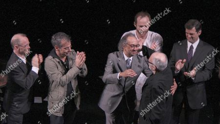 Editorial photo of 'The Normal Heart' Revival Opening Night on Broadway, the Golden Theatre, New York, America - 27 Apr 2011