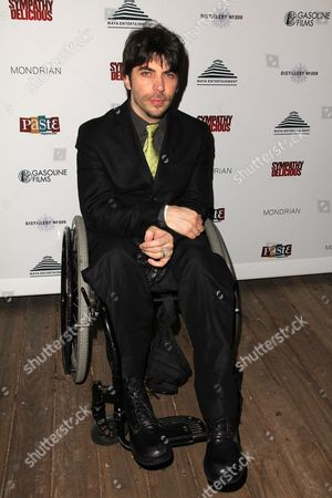 Editorial photo of 'Sympathy for Delicious' Film Release Party, Los Angeles, America - 27 Apr 2011
