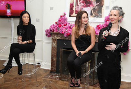 Leighton Meester, Catherine Walsh (of Coty)