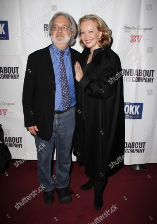 Stock Photo of John Weidman, Susan Stroman