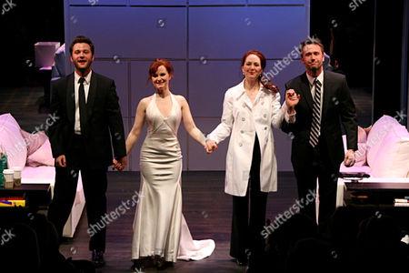 Matthew Hydzik, Autumn Hurlbert, Mary Mossberg, D B Bonds
