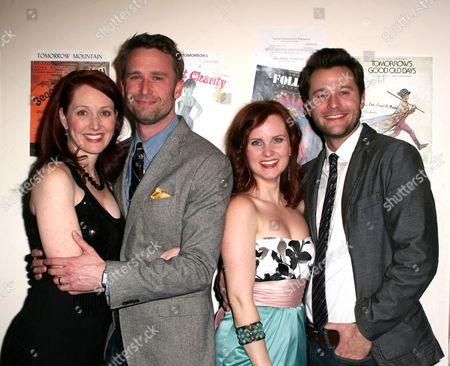 Mary Mossberg, D B Bonds, Autumn Hurlbert, Matthew Hydzik,