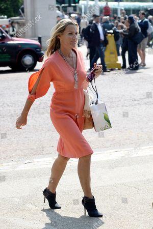 Stock Image of India Amanda Caroline Hicks, daughter of Lady Pamela Mountbatten