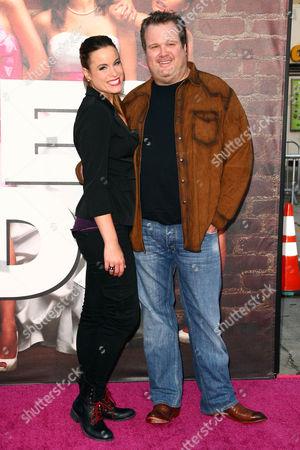 Editorial image of 'Bridesmaids' film premiere, Los Angeles, America - 28 Apr 2011