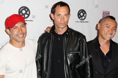 Stock Photo of Fernando Chien, Yorgo Constantine and Jerry Ying