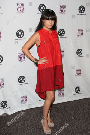 Editorial image of Los Angeles Asian Pacific Film Festival, Los Angeles, America - 28 Apr 2011