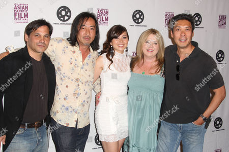 Adam Davis, Willy Lau, Brenda Lee Lau, Jennifer Sun Bell and Francois Chau