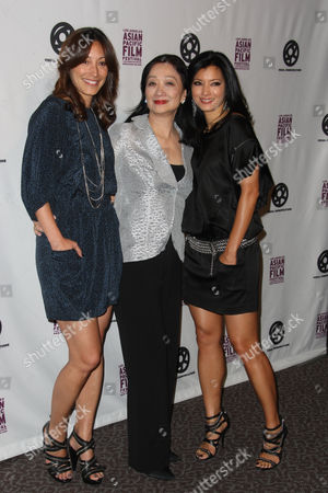 Christina Chang, Tina Chen and Kelly Hu