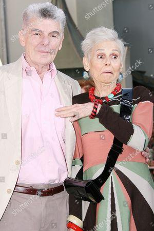 Richard Benjamin and Paula Prentiss