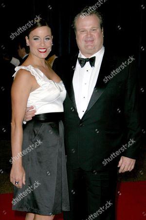 Eric Stonestreet and his wife Katherine Tokarz