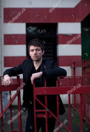 Editorial photo of Richard Peppiatt, Ex Daily Star Journalist, near his home in Highbury, London, Britain - 11 Mar 2011