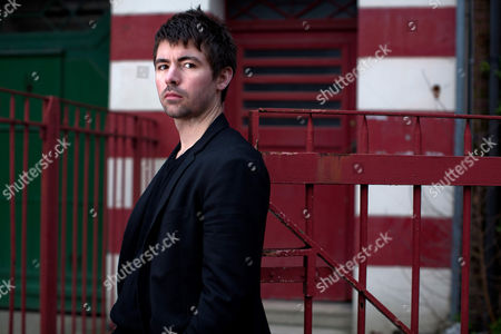 Editorial image of Richard Peppiatt, Ex Daily Star Journalist, near his home in Highbury, London, Britain - 11 Mar 2011