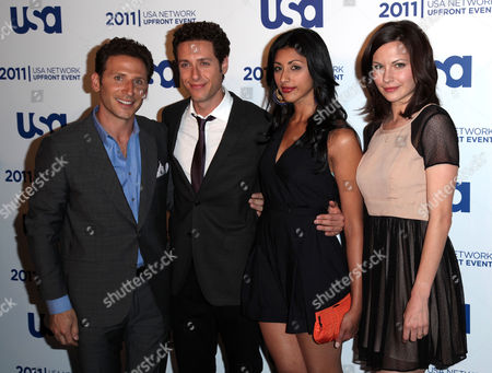 Editorial image of USA Network's 2011 Upfront Event, New York, America - 02 May 2011