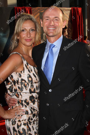 Colm Feore and wife Donna Feore