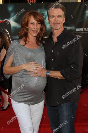 Stock Image of Wendy Braun and Joshua Cox