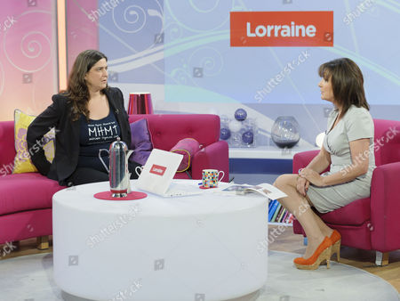 Esther Hyman, whose sister was killed in the 7/7 bombings talks to Presenter Lorraine Kelly