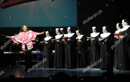 Editorial picture of 'Sister Act' Musical Press conference and cast presentation at Ronacher in Vienna, Austria - 29 Apr 2011