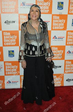 Editorial photo of The Film Society Annual Gala Presentation of the 38th Annual Chaplin Award, New York, America - 02 May 2011