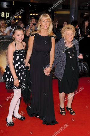 Stock Picture of Carol Wright and Nana Pat
