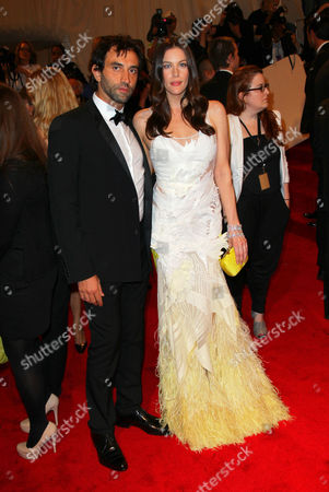 Editorial photo of Costume Institute Gala Benefit, Celebrating 'Alexander McQueen: Savage Beauty' at the Metropolitan Museum of Art, New York, America - 02 May 2011