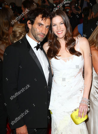 Editorial picture of Costume Institute Gala Benefit, Celebrating 'Alexander McQueen: Savage Beauty' at the Metropolitan Museum of Art, New York, America - 02 May 2011