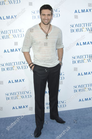 Editorial image of 'Something Borrowed' Film Premiere, Los Angeles, America - 03 May 2011