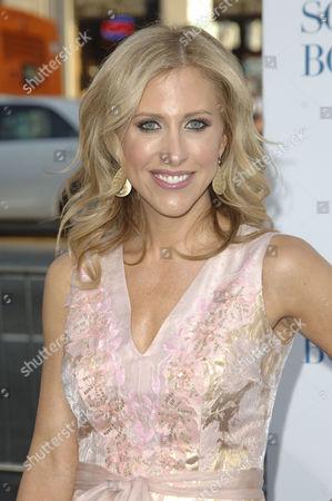 Stock Photo of Emily Giffin