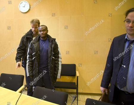Editorial photo of Chileshe Chibwe at the Lapland District Court in Rovaniemi, Finland - 18 Mar 2011
