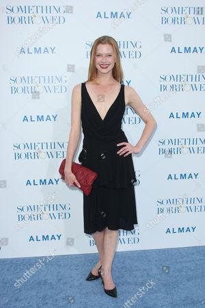 Editorial image of 'Something Borrowed' Film Premiere, Los Angeles, America - 03 May 2011