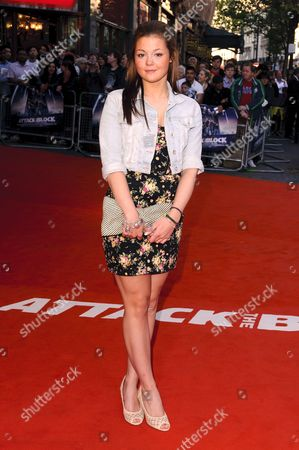 Editorial image of 'Attack The Block' Film Premiere, London, Britain - 04 May 2011