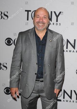 Editorial photo of 2011 Tony Awards Meet the Nominees press Reception, New York, America - 04 May 2011