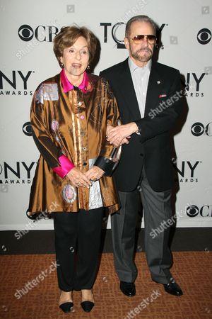 Fran Weissler and Barry Weissler