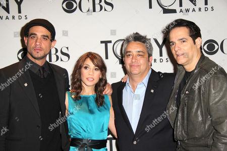 Bobby Cannavale, Elizabeth Rodriguez, Stephen Adly Guirgis, Yul Vazquez