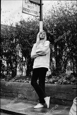 Jill Kennington - Model - 1966