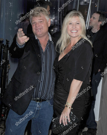 Dan Dotson and Laura Dotson