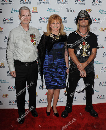 Editorial picture of A&E Television Networks (AETN) 2011 Upfront Presentation, New York, America - 04 May 2011