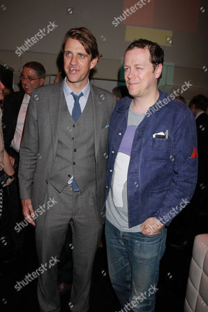 Stock Image of Ben Eliott and Tom Parker Bowles