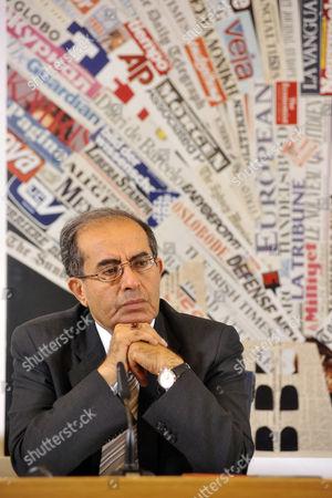 Stock Photo of Mahmoud Jibril