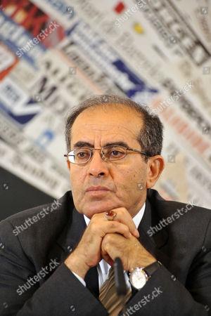 Stock Image of Mahmoud Jibril