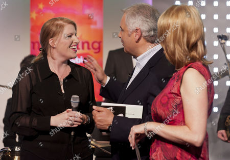 Clare Teal, Eamonn Holmes and Ruth Langsford