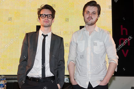 Panic! At The Disco - Brendon Urie and Spencer Smith