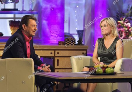 Alan Titchmarsh and Cathy Kelly