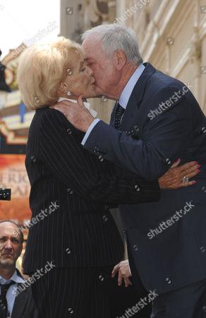 Jane Morgan, Jerry Weintraub