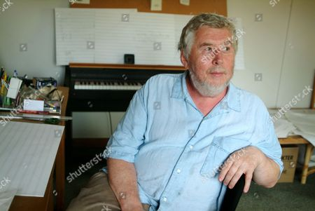 Stock Picture of Sir Harrison Birtwistle