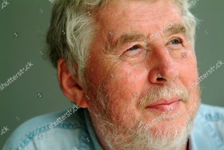 Editorial picture of Harrison Birtwistle at home in Somerset, Britain - 09 May 2011