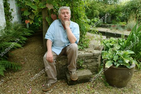 Editorial photo of Harrison Birtwistle at home in Somerset, Britain - 09 May 2011